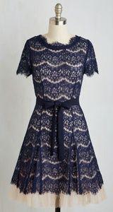 Modcloth Art Appreciation Dress
